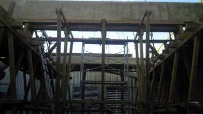 Crossflow Tower Interior Rebuild