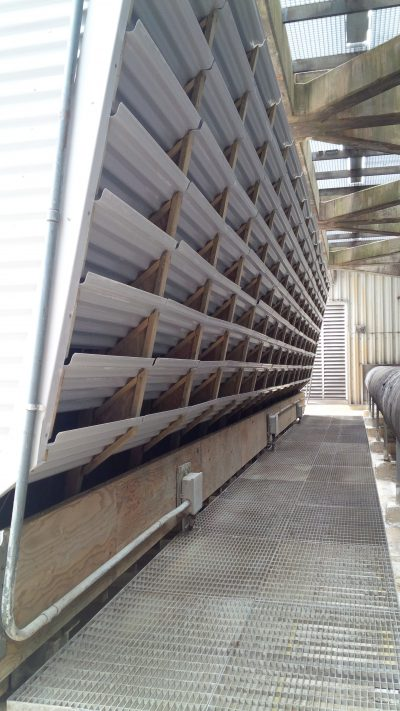 CrossFlow Tower new Louvers